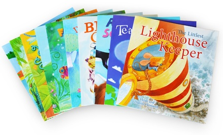 Children's Storybook 10-Book Bundle