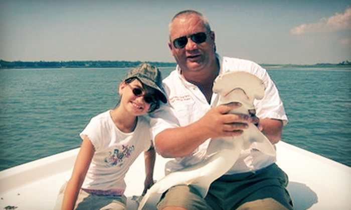 Captains Source - Multiple Locations: $125 for a Two-Hour Shark Fishing Trip for Two from Captains Source ($250 Value)