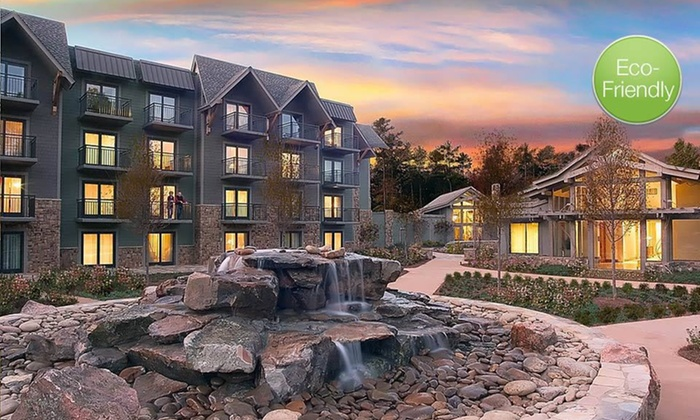 The Lodge & Spa at Callaway Gardens - Mountainbrook: One-Night Stay with Passes to Callaway Gardens at The Lodge & Spa at Callaway Gardens in Pine Mountain, GA