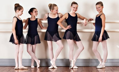 image for 5 or 10 Ballet <strong>Classes</strong> at The School of Ballet Arts (Up to 61% Off)