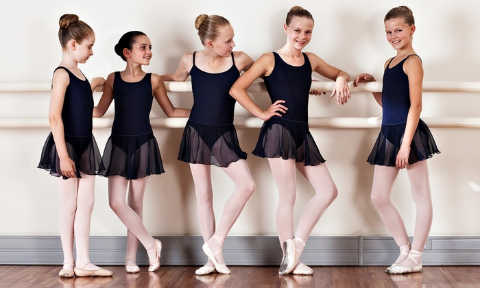The School of Ballet Arts - The School of Ballet Arts: 5 or 10 Ballet Classes at The School of Ballet Arts (Up to 61% Off)