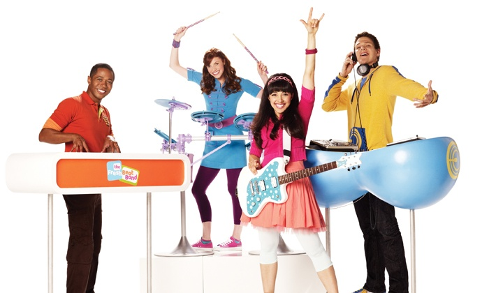 The Fresh Beat Band Live In Concert - Toyota Presents Oakdale Theatre: $25 to See The Fresh Beat Band at Toyota Oakdale Theatre at 5:30 p.m. on Saturday,Dec. 7 (Up to $75.50 Value)