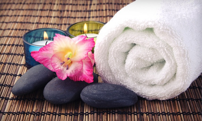 Solera Health Club & Spa - Downtown St. Louis: Spa Package Including Massage, Facial, and Scrub for One or Two at Solera Health Club & Spa (Up to 63% Off)