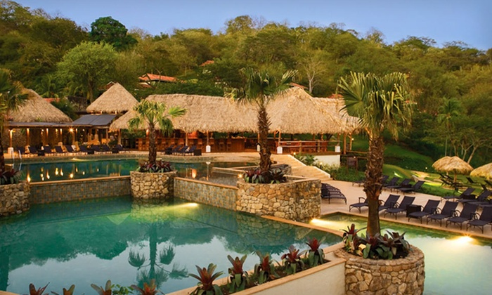 All-Inclusive Hilton Papagayo Vacation with Airfare - Costa Rica: Five-Night All-Inclusive Stay with Round-Trip Airfare at Hilton Papagayo Costa Rica Resort & Spa in Guanacaste, CR