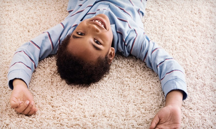 Right To The Nitty Gritty - Atlanta: $59 for Carpet Cleaning for Three Rooms and One Hallway from Right To The Nitty Gritty ($120 Value)