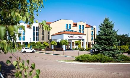 Polska - Licheń: 2-4 dni dla 2 osób ze śniadaniami, opcjonalnie z obiadokolacjami, masażami oraz więcej w Hotelu Atut 4*