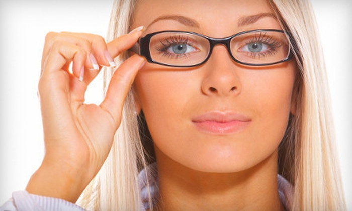 Eye on 17th - Lower Mt. Royal : $19 for $200 Toward One Pair of Prescription Eyeglasses or Prescription Sunglasses at Eye on 17th