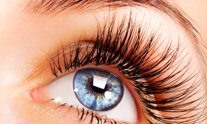 Xtreme Beauty Salon - South Miami Heights: Up to 50% Off human hair eyelash extensions at Xtreme Beauty Salon