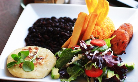 Two or Four $10 Groupons for Honduran Food at Chucherias Hondureñas (45% Off)