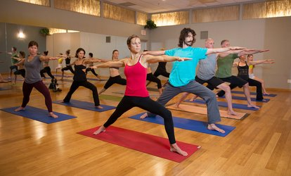 One Month of Unlimited <strong>Yoga</strong> Classes at Sol <strong>Yoga</strong> (76% Off)