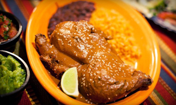 Sonoma Latina Grill - Novato: Latin Grill Fare at Sonoma Latina Grill (Up to 52% Off). Two Options Available.