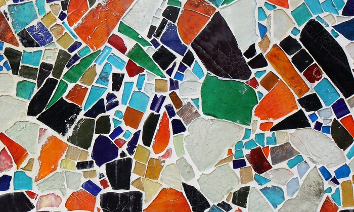 Pioneer Valley Artspace - Somers: Two-Hour Mosaic Class at Pioneer Valley Artspace (45% Off)