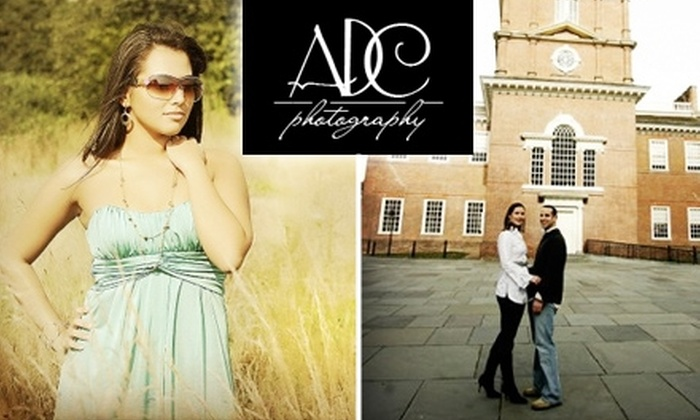 ADC Photography  - Evesham: $20 Photo Shoot and 8x10 Print from ADC Photography