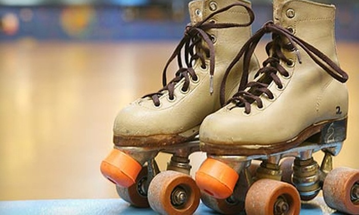 Cheap Skate - Coon Rapids: $10 for Admission and Skate Rental for Four at Cheap Skate in Coon Rapids (Up to $28 Value)