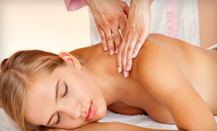 Massage and Aromatherapy Package With 60-Minute Therapeutic Massage (a $125 value) - The Healing Path in Baltimore