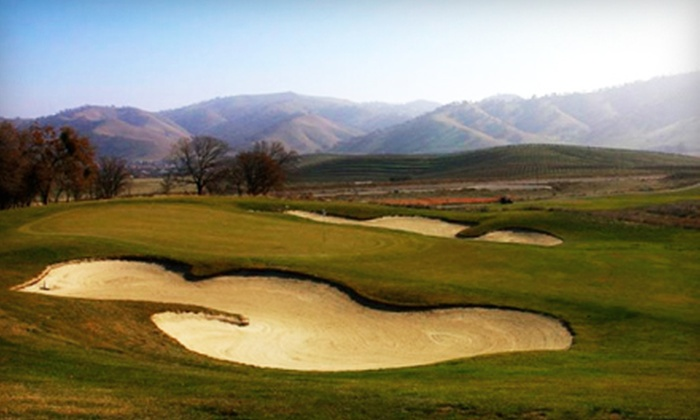 Diablo Grande Golf & Country Club - Diablo Grande: $55 for Golf for Two, Cart Rental, and Food Voucher at Diablo Grande Golf & Country Club in Patterson