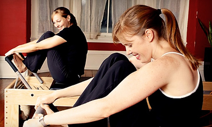 Springboard Pilates - Downtown: Two 50-Minute Private Lessons at Springboard Pilates ($130 Value)