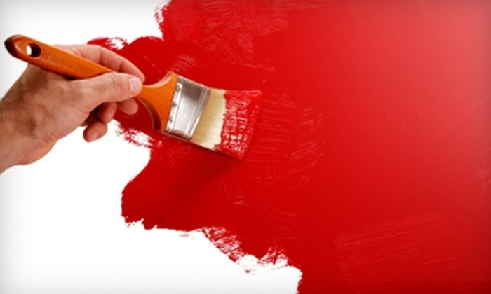 College Pro Painters - Near North Side: $85 for $215 Worth of Interior Painting from College Pro Painters