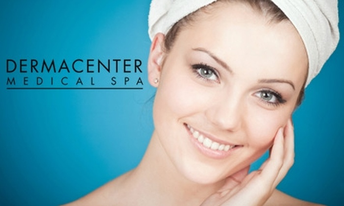 Dermacenter Medical Spa - Rittenhouse Square: $50 for Choice of One of Four Facial Skin Treatments at Dermacenter Medical Spa (Up to $150 Value)