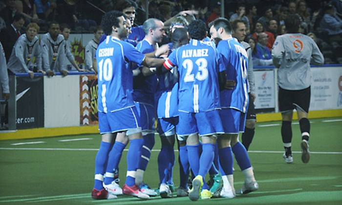 Missouri Comets - Highland Manor: One Ticket to a Comets MISL Soccer Game in Independence on February 19, 24, or 26 (Up to $29.25 Value)