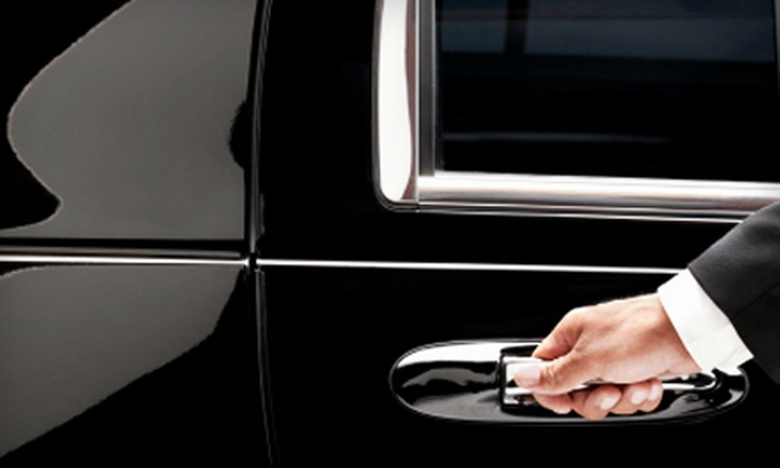 Colonels Limousine Service - Lexington: $33 for a One-Hour Limousine Ride From Colonels Limousine Service ($66.33 Value)