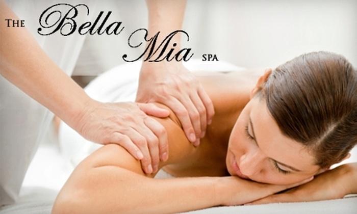 Bella Mia Spa - Concord: $40 for One-Hour Deep-Tissue Massage at Bella Mia Spa in Clayton ($80 Value)