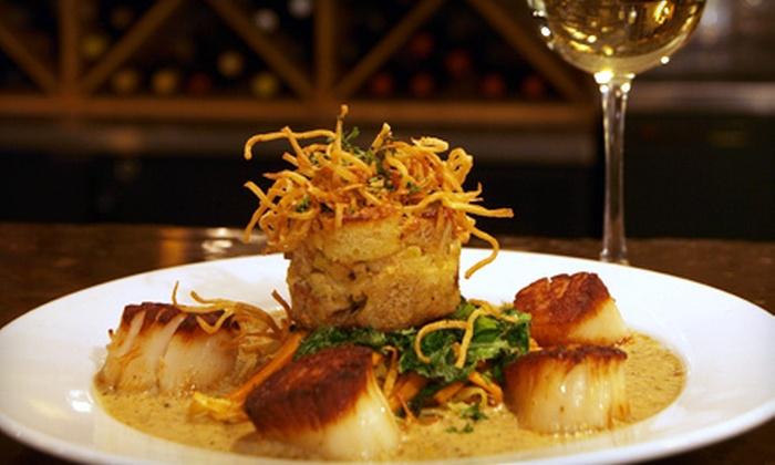 Kinley's Restaurant & Bar - Midtown: Upscale Dinner or Lunch Fare at Kinley's Restaurant & Bar (Up to 53% Off)