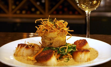 $40 Groupon for Dinner - Kinley's Restaurant & Bar in Anchorage