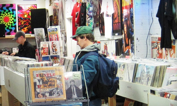 BackTrack Records  - Lincoln: New and Used Vinyl Records, CDs, and Merchandise at BackTrack Records (Half Off). Two Options Available.