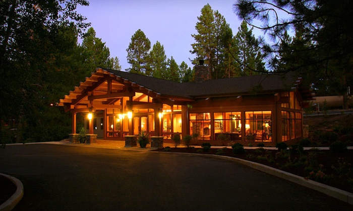 Seventh Mountain Resort - Bend, OR: $235 for a Two-Night Stay in a Premium One-Bedroom Condo at Seventh Mountain Resort in Bend, OR (Up to $428 Value)