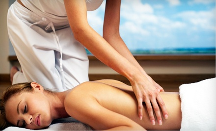 Kasia's European Day Spa: Choice of 1-Hour Deep-Tissue or Swedish Massage with Aromatherapy - Kasia's European Day Spa in Manhattan
