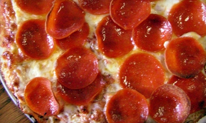 Fun House Pizza - Multiple Locations: $10 for $20 Worth of Pizza, Wings, and More at Fun House Pizza