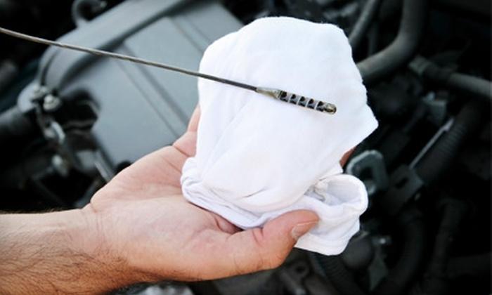 Aliso Niguel Auto Care - Aliso Viejo: $35 for Three Standard Oil Changes at Aliso Niguel Auto Care in Aliso Viejo ($86.85 Value)