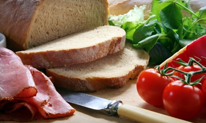 Captain's Galley - Norfolk: $5 for $10 Worth of Deli Fare and More at Captain's Galley in Norfolk