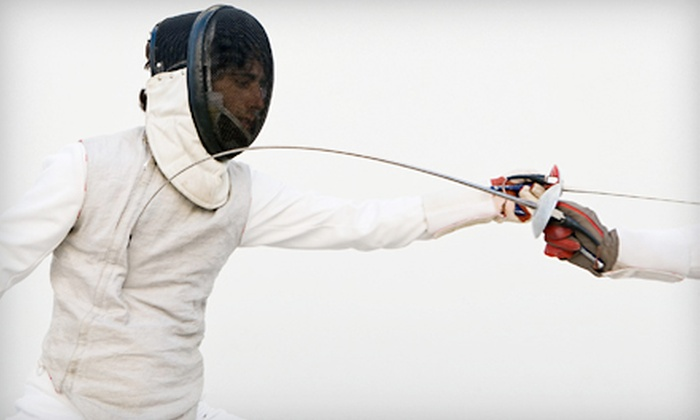 Prise de Fer Fencing Club - North Billerica: Four- or Eight-Week Introductory Fencing Class at Prise de Fer Fencing Club in North Billerica