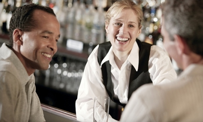 Texas School of Bartenders - North Loop: $139 for Four-Hour In-Home-Bartending Course at Texas School of Bartenders