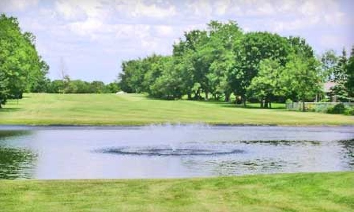 Cedar Pointe Golf Course - Boone: $30 for a Golf Outing for Two at Cedar Pointe Golf Course in Boone (Up to $72 Value)