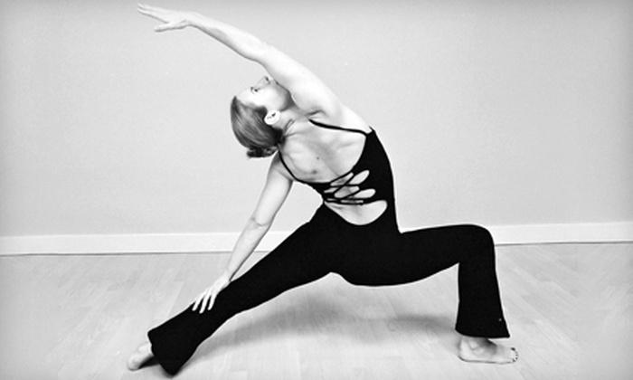 Shakti Vinyasa Yoga - Multiple Locations: 10-Class Pass or Eight-Class Introductory Series at Shakti Vinyasa Yoga