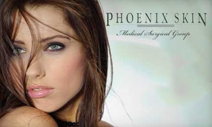 Phoenix Skin Medical Surgical Group - Multiple Locations: $99 for One Area of Botox at Phoenix Skin Medical Surgical Group (Up to $300 Value)