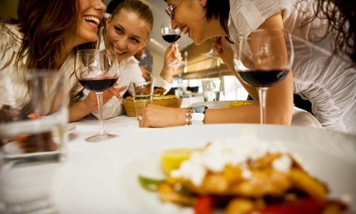 Vignetos Italian Grill - New River Estates: Italian Fare for Lunch or Dinner