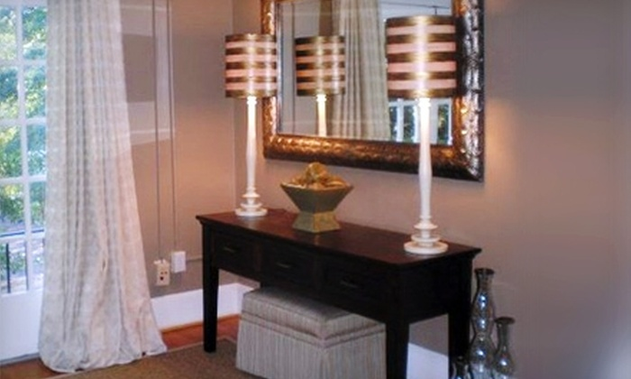 Rebecca Howser Interiors - Columbia: $48 for Two Hours of Interior-Design Services from Rebecca Howser Interiors ($160 Value)