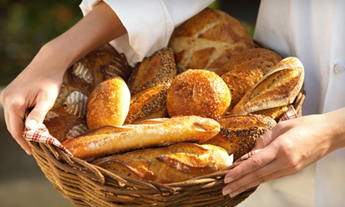 McGavin's Bread Basket - Multiple Locations: $7 for $15 Worth of Bread and Baked Goods at McGavin's Bread Basket. Five Locations Available.