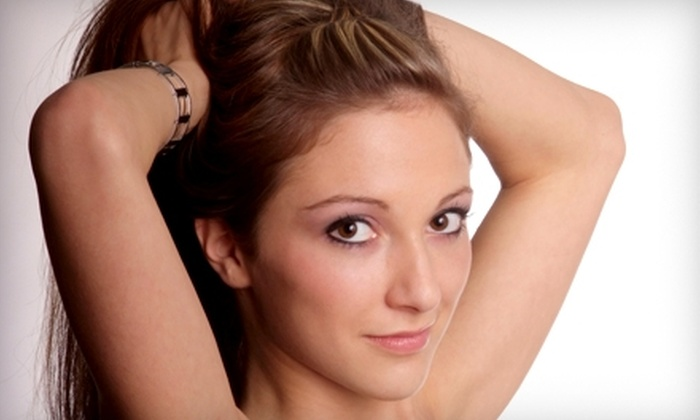 Finishing Touch Spa - Boulder: Laser Hair-Removal Treatments at Finishing Touch Spa in Boulder. Choose from Four Options.