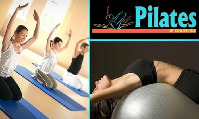 Pilates of Collierville - Collierville: $40 for Eight Pilates Classes at Pilates of Collierville