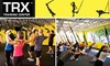 TRX Training Center - Nob Hill: Three Suspension Training Classes for $20 at TRX Training Center ($45 Value)