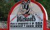 Michael's BBQ - Audubon: $10 for a Pork or Chicken Family Pack Plus One Peach Cobbler at Michael's BBQ ($20 Value)
