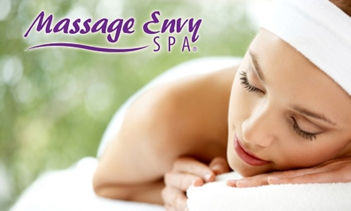 Massage Envy Spa - Multiple Locations: $49 for a 90-Minute Customized Massage Session at Massage Envy Spa (Up to $114 Value). Choose from Four Locations.