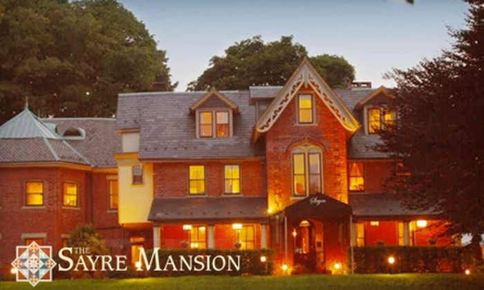 Sayre Mansion - Bethlehem: $80 for a One-Night Stay at Sayre Mansion (Up to $210 Value)
