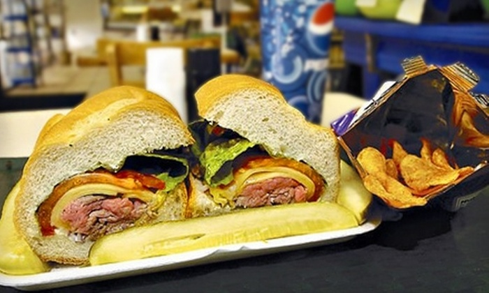 Dickman's Meat and Deli - Multiple Locations: $10 for $20 Worth of Fresh Meat and Deli Sandwiches at Dickman's Meat and Deli