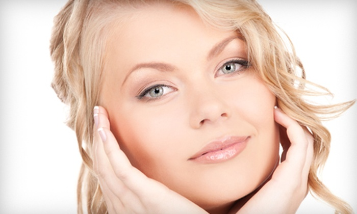 Heights Laser Centre - Burnaby: Glycolic Peel or Microdermabrasion at Heights Laser Centre in Burnaby